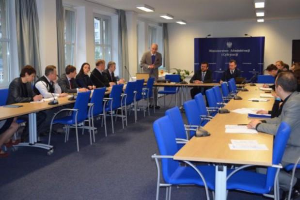 Trwają polsko-ukraińskie warsztaty o e-administracji