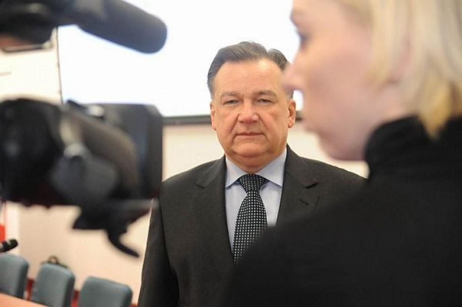 """Struzik wzywa do nowelizacji przepisów o """"janosikowym"""""""