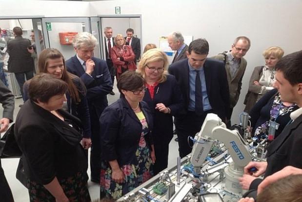 Wielkopolskie miasta stworzą sieć centrów szkolenia zawodowego