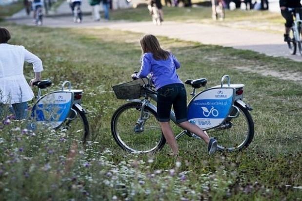 Nowe stacje rowerowe w stolicy