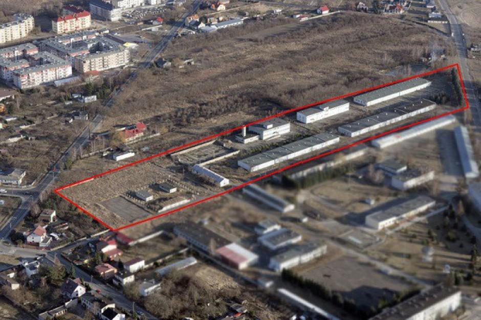 Grunty inwestycyjne w Skierniewicach czekają na inwestora