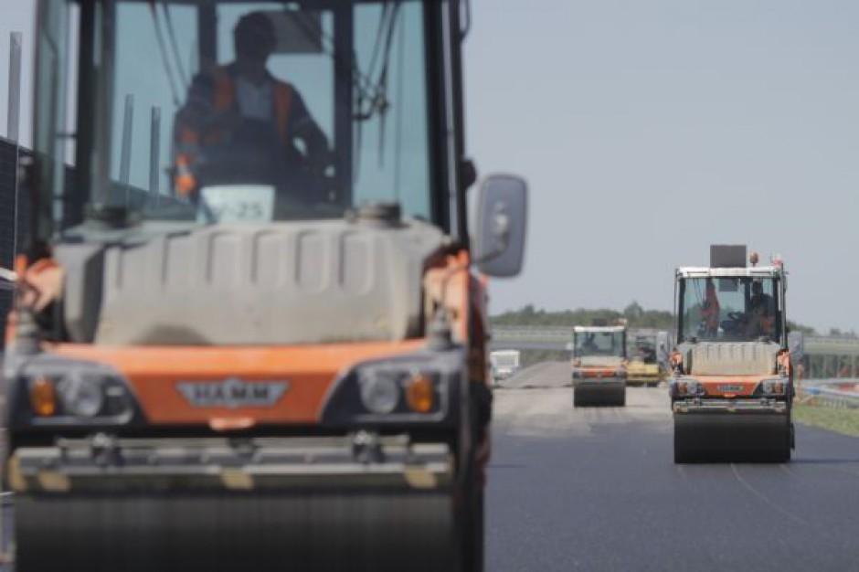313 mln rezerwy na projekty drogowe rozdzielone