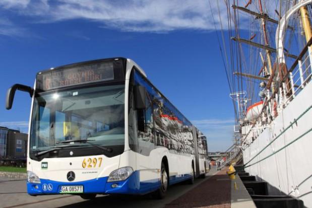 Gdynia kupuje hybrydowe autobusy
