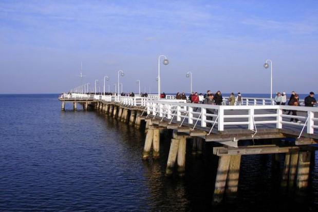 Nowe atrakcje turystyczne na molo w Sopocie