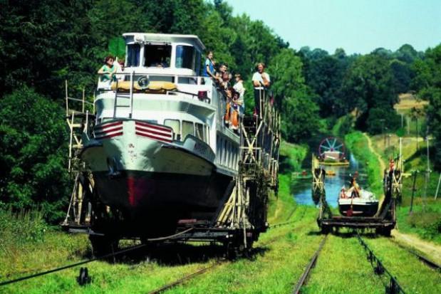 Otwarcie sezonu na Kanale Elbląskim