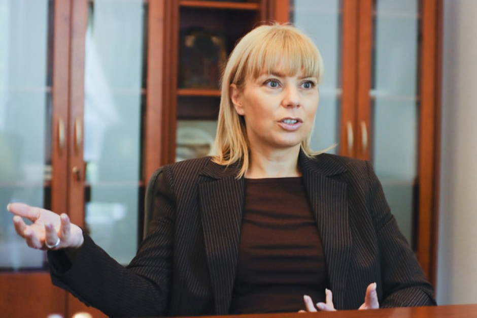 Bieńkowska: będą wszystkie dokumenty, będzie budowana obwodnica Łomży