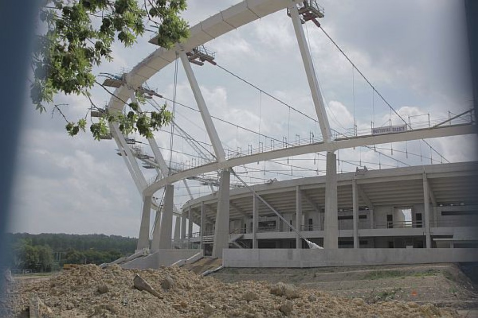 KIO: Przetarg na zadaszenie Stadionu Śląskiego do unieważnienia