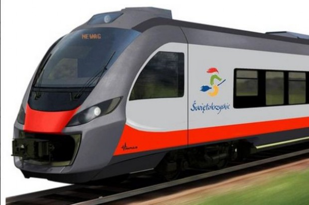 Nowe pociągi dla świętokrzyskiego