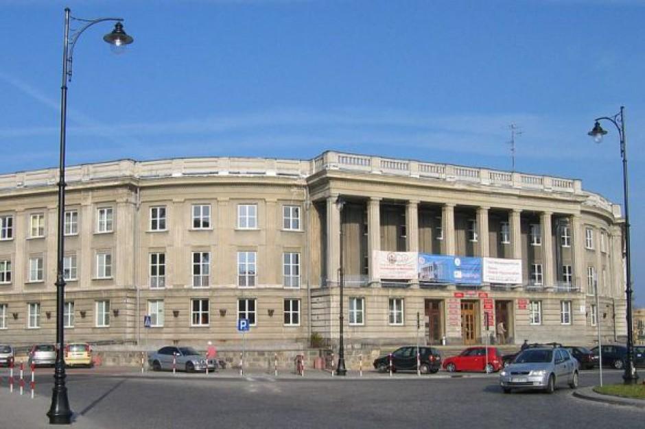 Uniwersytet w Białymstoku chce sprzedać miastu Dom Partii