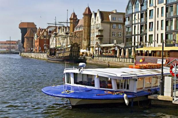 Gdański tramwaj wodny rusza z początkiem maja