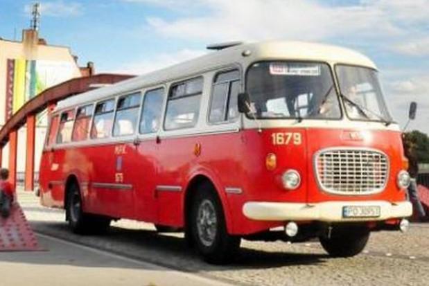 Po Poznaniu historycznym autobusem