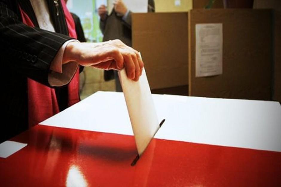 Mieszkańcy Starachowic wybierają prezydenta