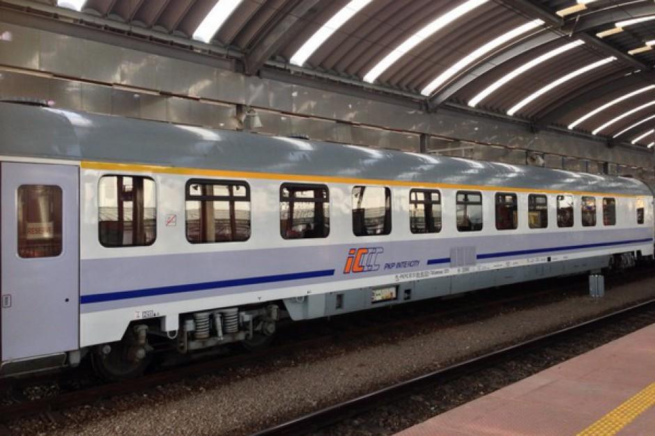 Dodatkowe wagony w pociągach na majówkę