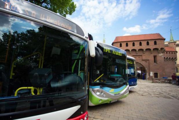 Kraków ma pierwszą w kraju linię obsługiwaną przez elektryczne autobusy