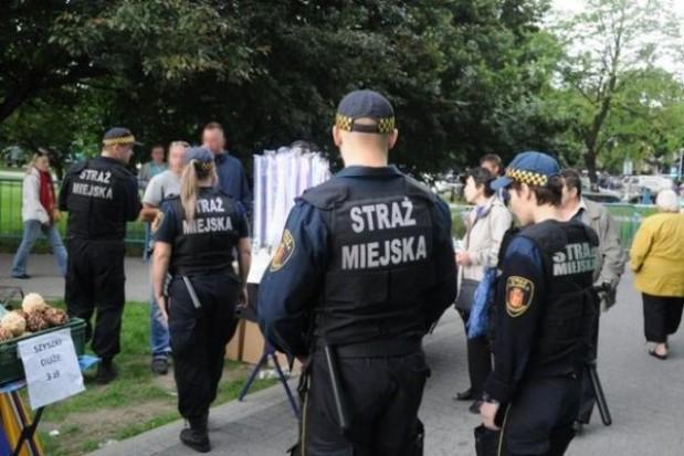 Nadchodzi poważny problem - wiekowych strażników miejskich