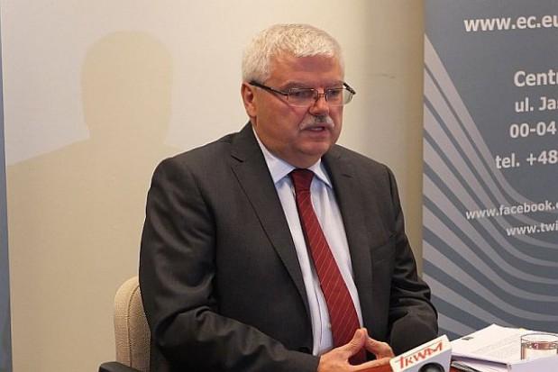 Ponad tysiąc polskich urzędników pracuje w KE