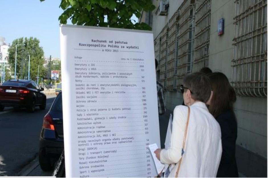 433 zł - płaci każdy z nas na administrację samorządową