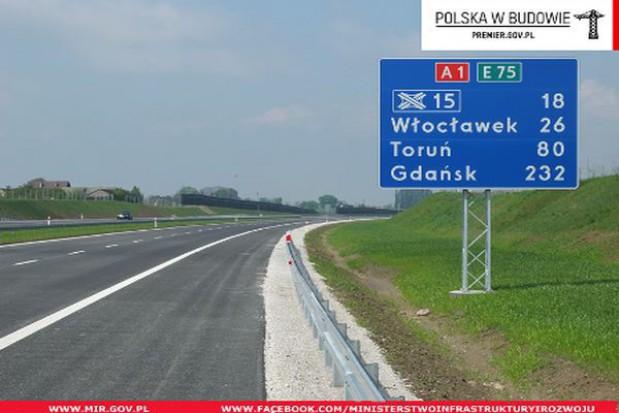Ostatni odcinek A1 otwarty