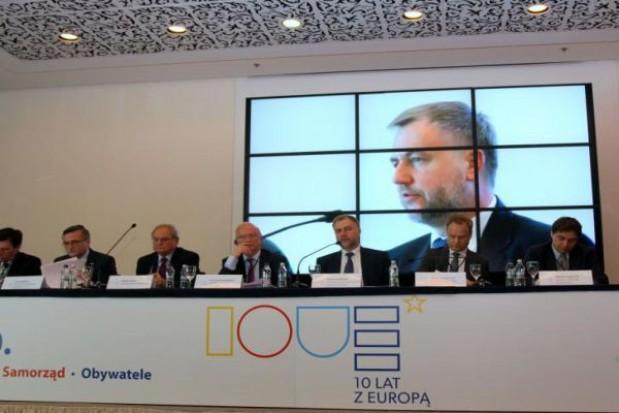 O roli samorządów w Unii Europejskiej