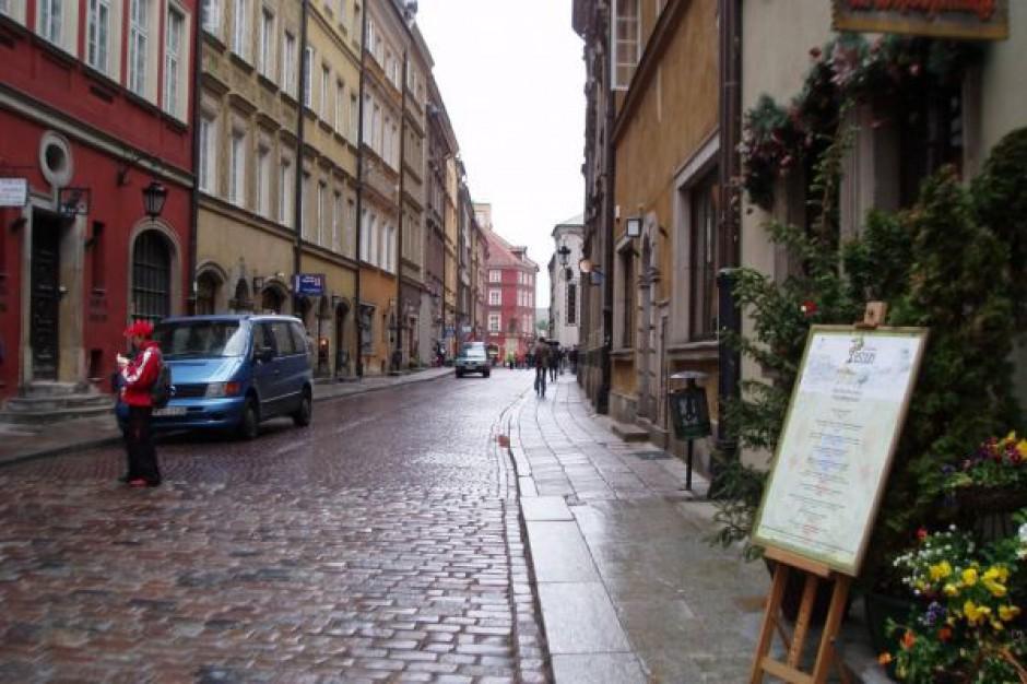 Warszawa zaprasza na weekendowe spacery