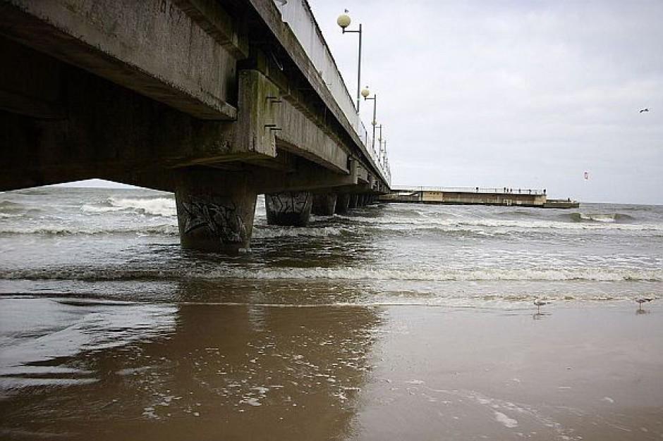 Odnowią molo w Kołobrzegu