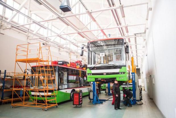 Innowacyjny autobus pojedzie ulicami Lublina
