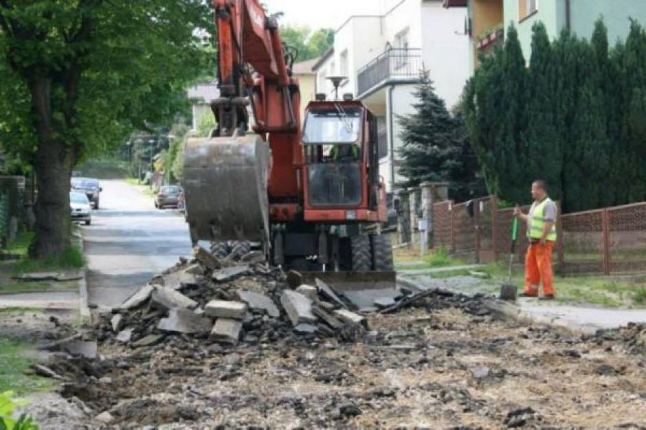 Nowe wodociągi i kanalizacja w Trzebnicy