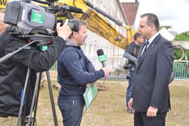 Ruszyła budowa ciepłociągu między Słubicami, a Frankfurtem