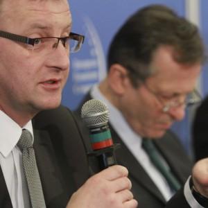 Dariusz Kacprzyk - prezes zarządu, Bank Gospodarstwa Krajowego