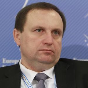 Krzysztof Mączkowski - skarbnik Łodzi
