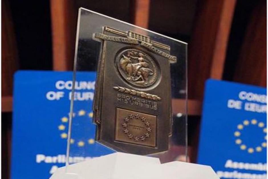 Słupsk laureatem Nagrody Głównej Rady Europy 2014