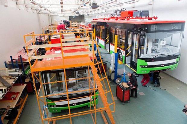 Lublin przetestuje autobus z wymiennymi bateriami