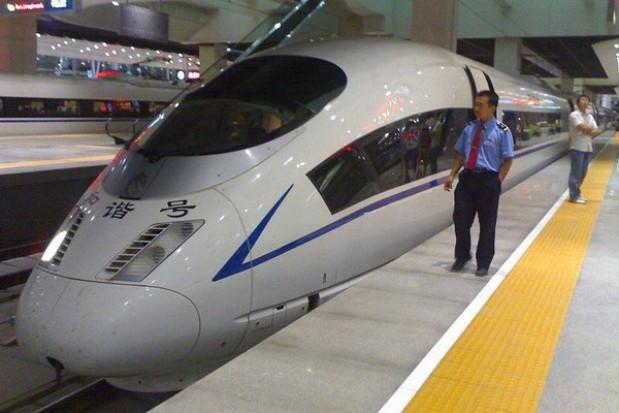 Chiny chcą zbudować kolej do USA