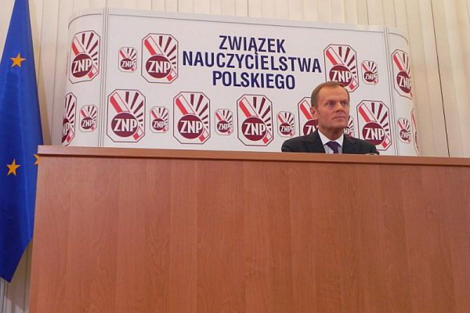 ZNP apeluje do premiera o podwyżki dla nauczycieli