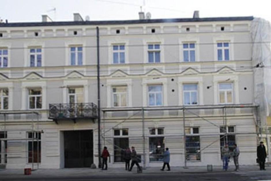 30 milionów złotych na remonty kolejnych kamienic w Łodzi