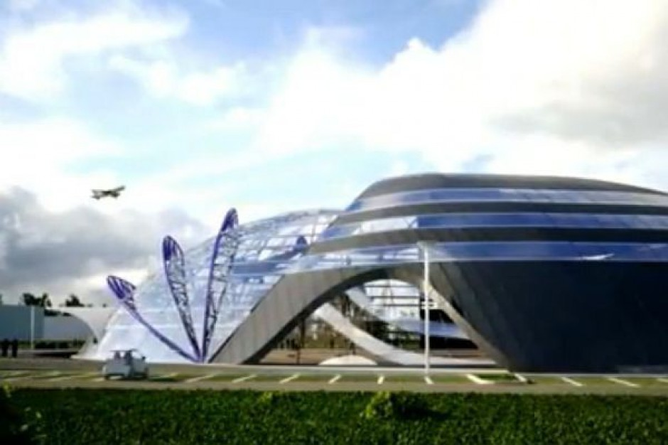 Rozpoczęto budowę Centrum Wystawienniczo-Kongresowego w Jasionce