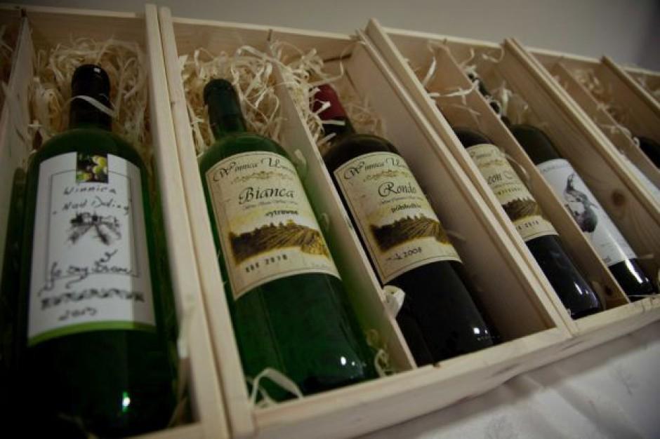 Podkarpacie będzie promować się winem
