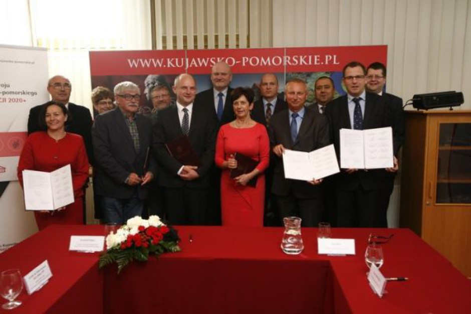 Samorządowcy chcą wspólnie pozyskiwać fundusze UE
