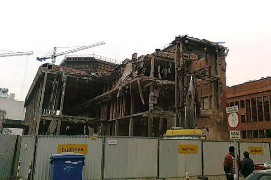 Zakończone prace konstrukcyjne budowy Centrum Spotkania Kultur
