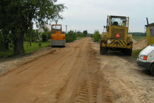 W tym roku Lubelskie przebuduje 125 km lokalnych dróg