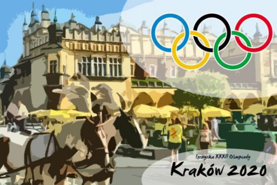 Znane osoby namawiają do głosowania za igrzyskami w Krakowie