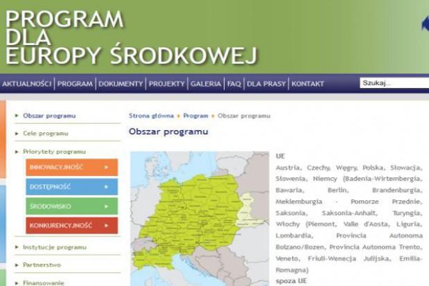 Uruchomiono portal społeczności Programu Europa Środkowa 2020
