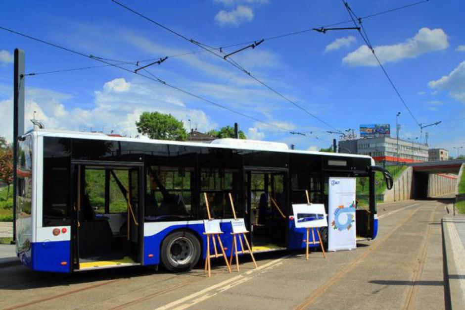 Nowe barwy krakowskiej komunikacji miejskiej