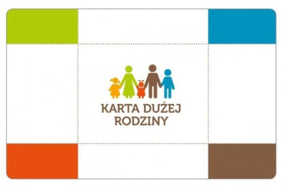 16 czerwca ruszy wydawanie Kart Dużej Rodziny