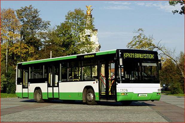 Jazda autobusem bez obowiązkowego klikania