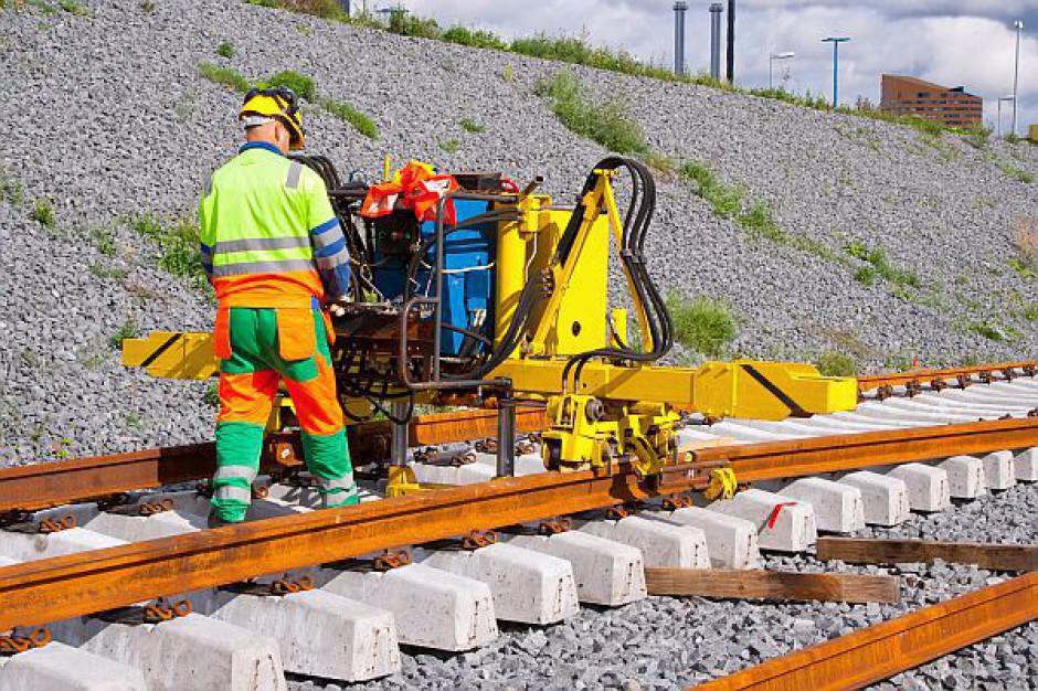Modernizują linię Rail Baltica na odcinku Tłuszcz-Szewnica