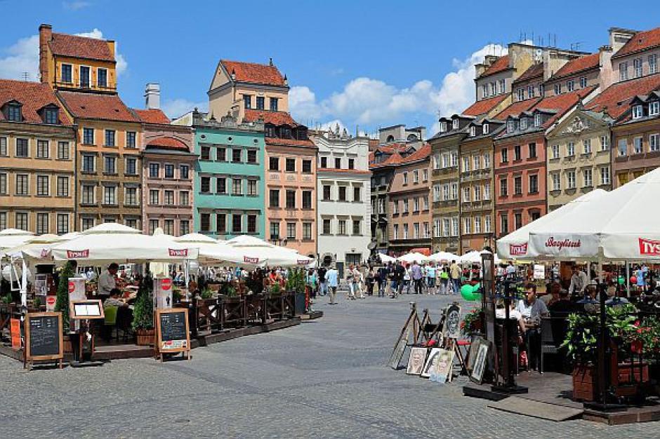 Łatwiej będzie wynająć lokal na krótki okres w Warszawie