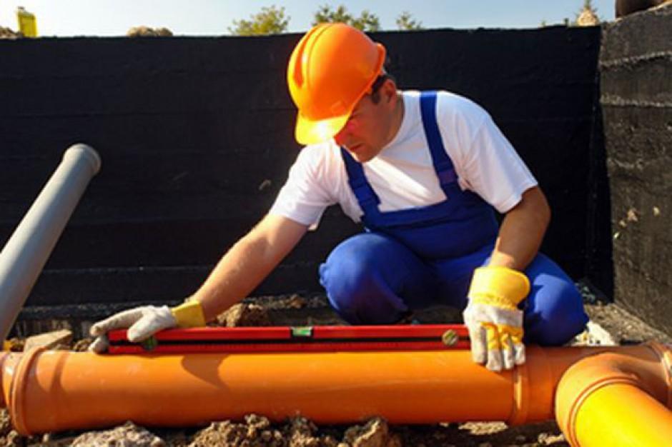 90 proc. dofinansowania na podłączenie budynków do kanalizacji