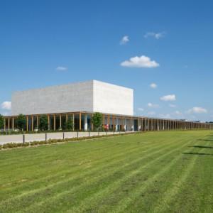 Europejskie Centrum Muzyki Witolda Lutosławskiego w Lusławicach