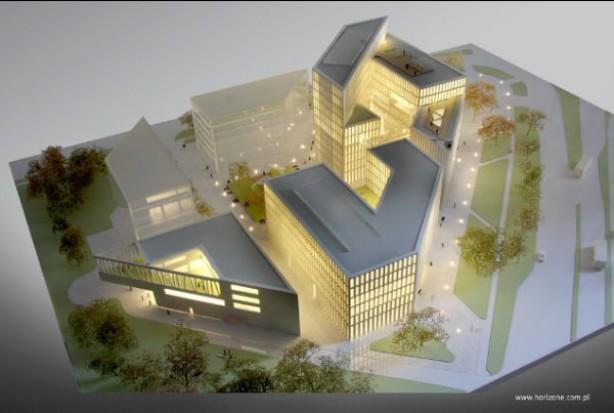 Wybrano projekt Ratusza Marszałkowskiego w Krakowie